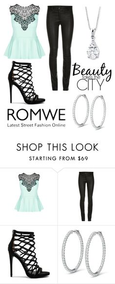 """Beauty"" by annawell-1 ❤ liked on Polyvore featuring City Chic, ElleSD and Steve Madden"