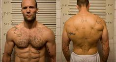 Der Trainings- und Ernährungsplan von Jason Statham für den Muskelaufbau.