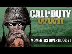 COD WW2 EPIC FAILS Y MOMENTOS DIVERTIDOS #1 (Call of Duty World at War 2...