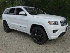 blacked out jeep grand cherokee laredo  Google Search  Christmas