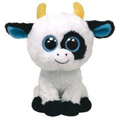 Ty Beanie Boo Daisy the Cow Rare Beanie Boos 70ab3fe64f5