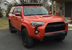 4runner trd pro roof rack with ladder - Google Search