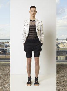 Jean Paul Gaultier Menswear Spring Summer 2014 Paris Fashion Show