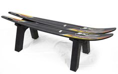 Water ski bench