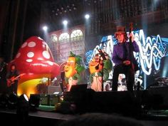 PRIMUS & the Chocolate Factory (Part 2) - (11/8/14) Atlanta - The Tabernacle - YouTube