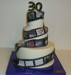 Film Movie - Birthday Cakes - TipsyCake Chicago