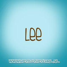 Lee (Voor meer inspiratie, en unieke geboortekaartjes kijk op www.heyboyheygirl.nl)