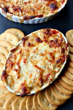 Need a New Year's Eve appetizer? You guys HAVE to try is Lobster Delight Dip!