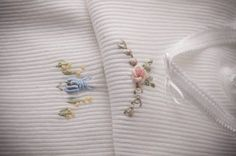 hand embroidered baby singlets - Google Search