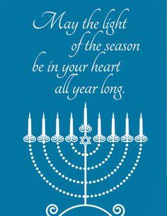 144 best hanukkah images on pinterest christmas hanukkah hanukkah wish your loved ones a happy hanukkah with this simple yet elegant greeting card m4hsunfo