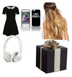 """""""Untitled #3"""" by jaylavenson05 on Polyvore featuring George, Johnny Loves Rosie, Beats by Dr. Dre, Kate Spade, women's clothing, women's fashion, women, female, woman and misses"""