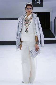 Chanel Spring/Summer 2016 ready-to-wear collection – Paris Fashion Week