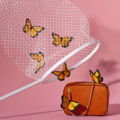 Paper sets by Daniel Sean Murphy.  Beyond Garden Variety  - Calvin Klein Collection bag-Wmag