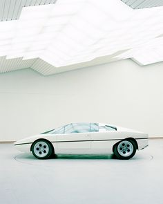 Lamborghini Bravo - Bertone 1974