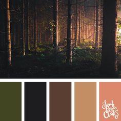 25 Color Palettes Inspired by Pantone Spring/Summer 2019 Color Trends Colour Schemes, Color Trends, Color Combos, Pantone Color Chart, Forest Color, Granite Colors, Design Seeds, Neutral Colour Palette, Summer Colors