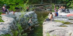 10 more amazing swimming holes in Upstate NY