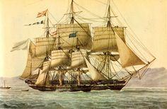 Fragata La Junon-1823