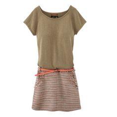 Kleid in beige/pink von NOT THE SAME bei IMPRESSIONEN