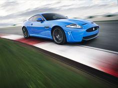 2011 Jaguar xkr-s