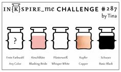 In{k}spire_me Color Challenge #287