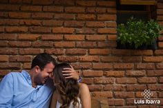 No existe mejor pregunta que una mirada, ni me jor respuesta, que una sonrisa. #bodas #wedding #photography #fotografía #novios #sesioncasual #bodasdedestino #sonrisa