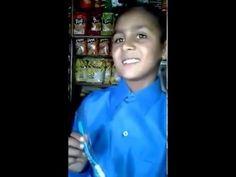 A talented kid Ata-ur-Rehman Singing Hazara Folk Song - O KOI SURKH GULA...