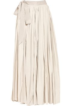 love this Lanvin maxi skirt. I can think of a million ways I could wear it...in my dreams.