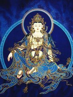 Beautiful Kuan Yin - Bodhisattva of compassion