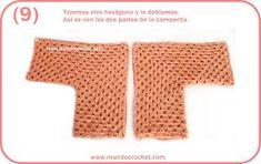 Resultado de imagen de cuadrados en crochet Encaje De Ganchillo 7fd78cc1972e