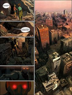 """joverine: """"leseanthomas: """"You can purchase RICHARD MARAZANO & XIAO SHANG's """" S.A.M. """" here: http://www.dargaud.com/s-a-m """" Yiss """""""