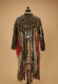 Siberian shaman coat