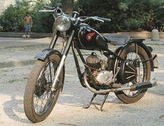 Csepel, 1932-1959-?, Hungary 1959 Danuvia-Csepel 125 from the owner - Simon Laszlo (Budapest)