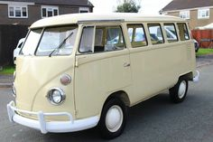 My Other Splitscreen VW Camper Van 1968