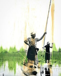Travel Botswana | Okavango Delta | Travel Africa | Travel Art | Travel Photography | Photography Art | Art Inspiration | Black and White Photography | Documentary Photography | Abstract Art | Art Inspiration | Travel Inspiration | Mixed Media Art | Creative Inspiration