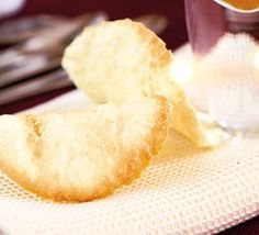 RECIPE: Coconut Tuiles