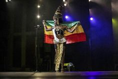 Una ghanesa se convierte en la primera Miss Continente Africano