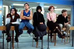 The Breakfast Club Is The Latest Important Historical Work Of Cinema To Join The Criterion Collection Film D'action, Top Film, Teen Movies, Old Movies, Funny Movies, Castle Rock, Catherine Deneuve, Jack Nicholson, Netflix