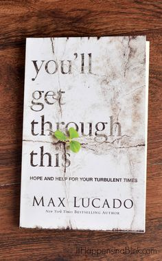 You'll Get Through This by Max Lucado - Top Pins of the Day - Buch