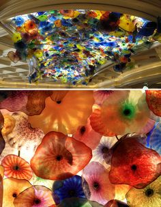Dave Chihuly, Bellagio Hotel, Las Vegas