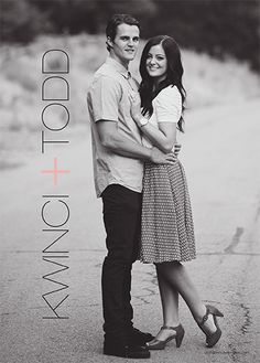 LDS Wedding Invitations | Utah Announcements.... I am definitely NOT lds, but alek's family is. We're not cheesy like some invites I see, I like how simple this is.