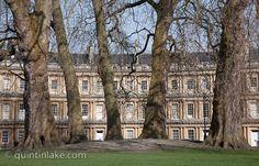 Bath, England (The Circus)