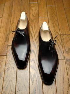 My Day Shoes — Yohei Fukuda wholecut