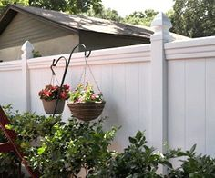 The Maxwell Vinyl Privacy Fence Danielle Mfg Mulberry Fl