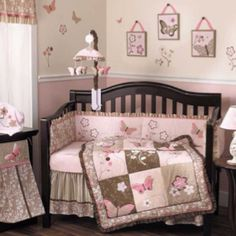 Baby Girl Room of course yellow is my favorite color, so I may change the pink to yellow :)
