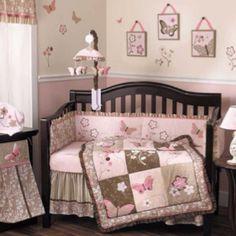 Baby Girl Room pendurar quadros assim