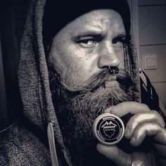 Everyone with a beard knows how important it is to take care of it, this makes beard care a popular holiday gift him. Beard oil, beard balm, mustache wax is popular choices that suits everyone! Mustache Wax, Moustache, Natural Beard Oil, Christmas Gifts For Him, Beard Balm, Bearded Men, The Balm, Choices, Popular
