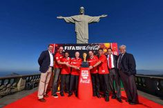World's Largest FIFA World Cup Trophy Tour