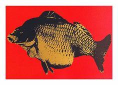 Krzysztof Winnicki: CARPIO Moose Art, Animals, Animales, Animaux, Animal, Animais