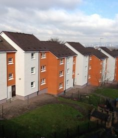Celotex helps to improve thermal performance at flats