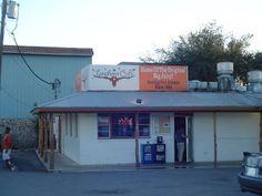 Longhorn Cafe in San Antonio - Home of the Original Big Juicy